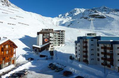 SCHUSS 406 / STUDIO 4 PERSONS - 1 BRONZE SNOWFLAKE - VTI