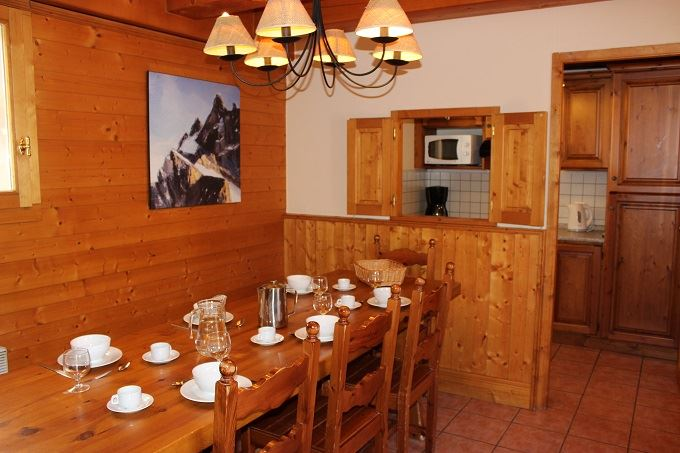 CHALET SELAOU 32 / APARTMENT 10 PERSONS - 4 SILVER SNOWFLAKES - VTI