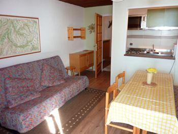 SERAC 10 / 2 rooms 4 people