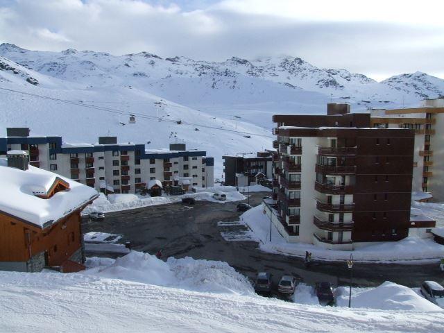 SERAC 15 / STUDIO 4 PERSONS - 1 BRONZE SNOWFLAKE - VTI