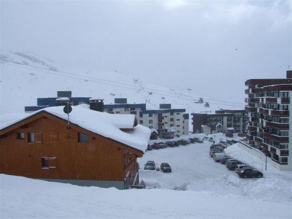 SERAC T3 / STUDIO 4 PERSONS - 1 BRONZE SNOWFLAKE - VTI