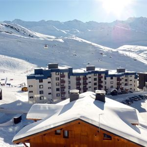 SERAC 256 / STUDIO 4 PERSONS - 3 SILVER SNOWFLAKES - VTI