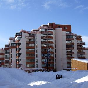 TROIS VALLEES 805 / APARTMENT 3 ROOMS CABIN 5 PERSONS - 3 BRONZE SNOWFLAKES - VTI