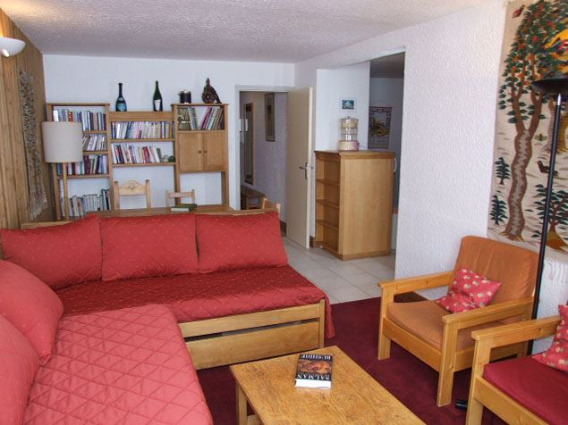TROIS VALLEES 1102 / 3 rooms 6 people