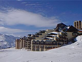 TEMPLES DU SOLEIL 4F / 2 ROOMS 4 PEOPLE - 2 SNOWFLAKES SILVER - VTI