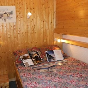 TROIS VALLEES 405 / STUDIO CABIN 4 PERSONS - 1 BRONZE SNOWFLAKE - VTI