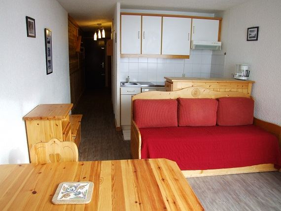 TROIS VALLEES 416 / 2 rooms 4 people