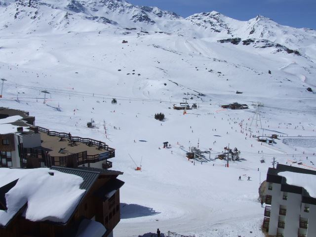 TROIS VALLEES 270416 / 2 rooms 4 people