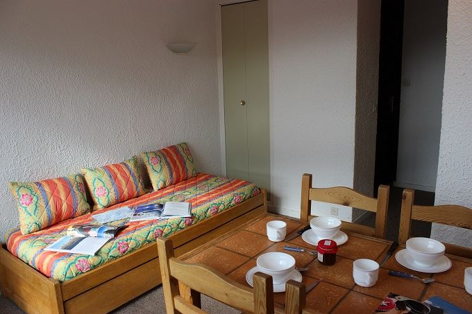 TROIS VALLEES 508 / 2 ROOMS 4 PEOPLE TYPE A COMFORT