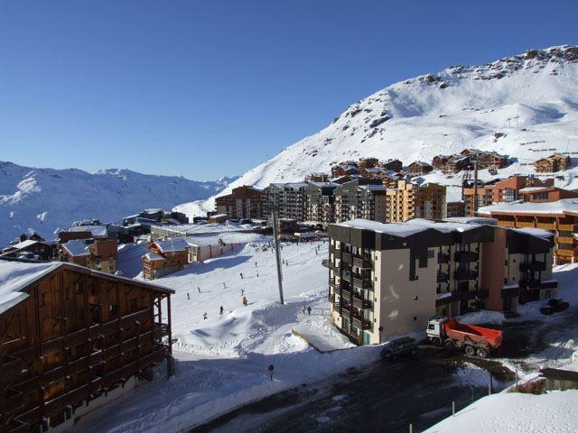 TROIS VALLEES 515 / STUDIO 3 PERSONS - 1 SILVER SNOWFLAKE - VTI