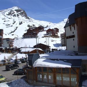 TROIS VALLEES 520 / APARTMENT 2 ROOMS 4 PERSONS - 3 GOLD SNOWFLAKES - VTI