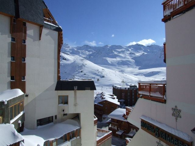 TROIS VALLEES 521 / 2 ROOMS 6 PEOPLE COMFORT