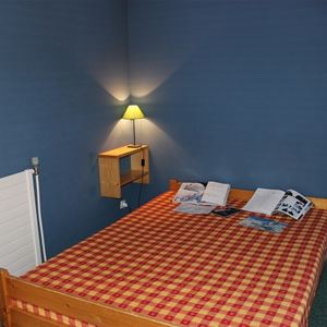 TROIS VALLEES 521 / 2 ROOMS CABIN 6 PERSONS - 2 BRONZE SNOWFLAKES - VTI