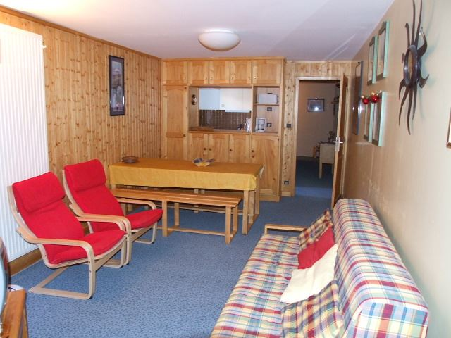 TROIS VALLEES 703 / 3 rooms 6 people