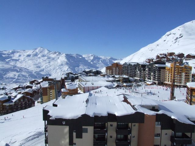 TROIS VALLEES 703 - APARTMENT 3 ROOMS 6 PERSONS - VTI