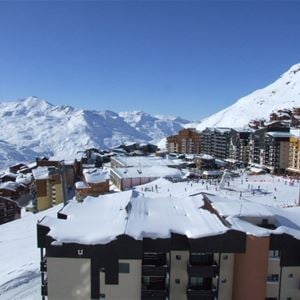 TROIS VALLEES 703 / APARTMENT 3 ROOMS CABIN 6 PERSONS - VTI