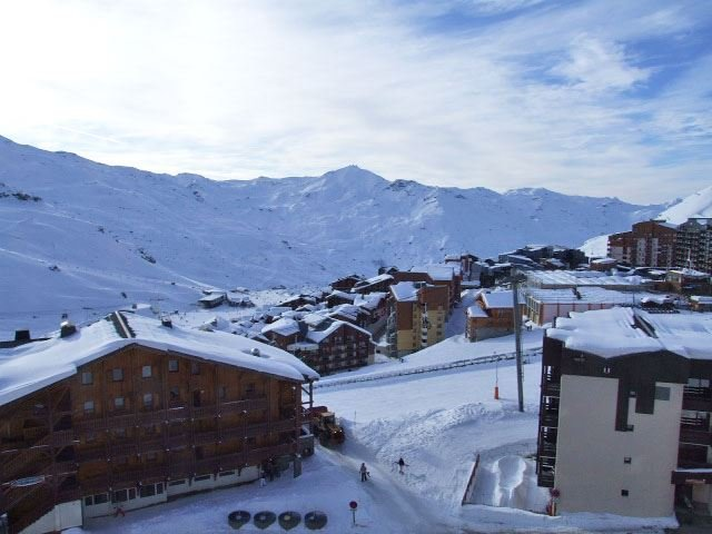 TROIS VALLEES 810 / 2 ROOMS 4 PEOPLE TYPE A COMFORT