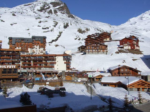 TROIS VALLEES 721 / STUDIO 3 PERSONS - 2 SILVER SNOWFLAKES - VTI