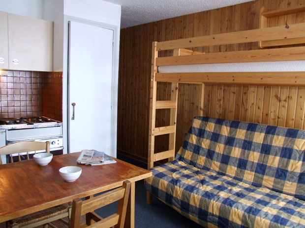 TROIS VALLEES 808 / 1 room 2 people