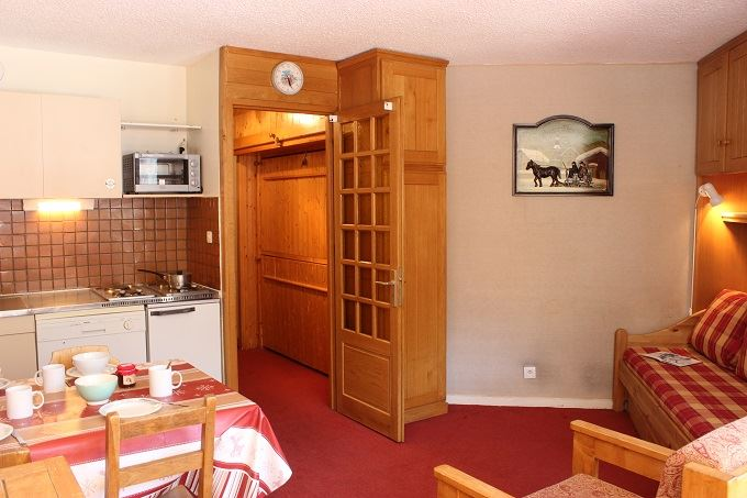 TROIS VALLEES 818 / 1 room 3 people