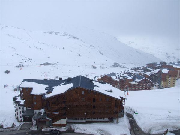 TROIS VALLEES 906 / STUDIO 3 PERSONS - 1 BRONZE SNOWFLAKE - VTI