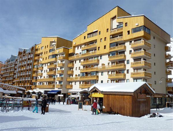 VANOISE 178 / STUDIO 3 PERSONS - 1 BRONZE SNOWFLAKE - VTI