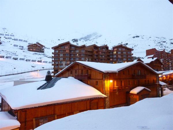 VANOISE 164 / STUDIO 2 PERSONS - 2 BRONZE SNOWFLAKES - VTI
