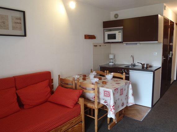 VANOISE 552 / 2 rooms 4 people