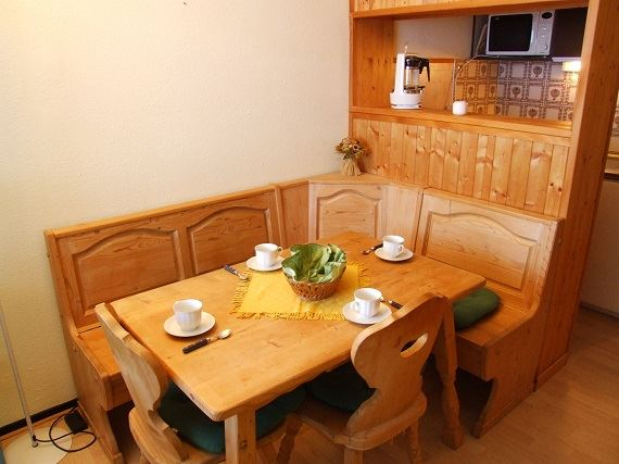 VANOISE 652 / 2 ROOMS 4 PEOPLE TYPE A COMFORT