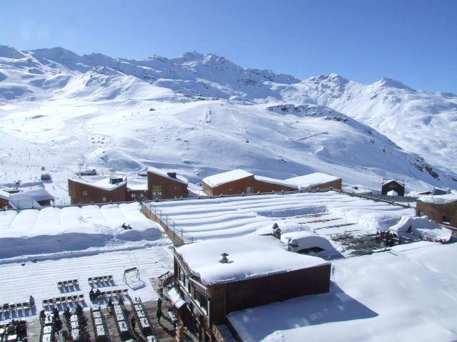 VANOISE 658 / STUDIO 2 PERSONS - 2 BRONZE SNOWFLAKES - VTI