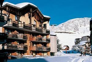 Lägenhet för 4 personer med 1 rum på Tilia