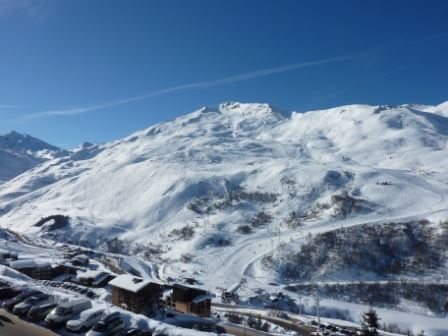 Studio 3 Pers skis aux pieds / ALPAGES 602