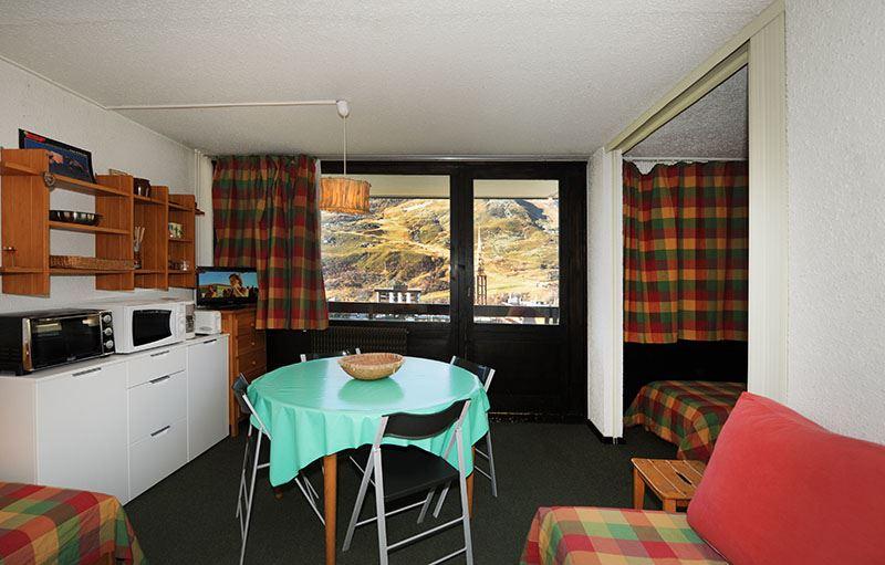 2 Rooms 5 Pers ski-in ski-out / ARAVIS 612