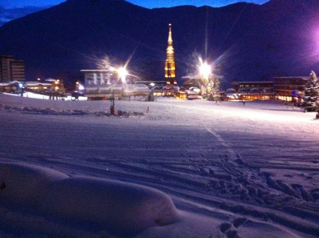 3 Pers Studio ski-in ski-out / ARAVIS 9
