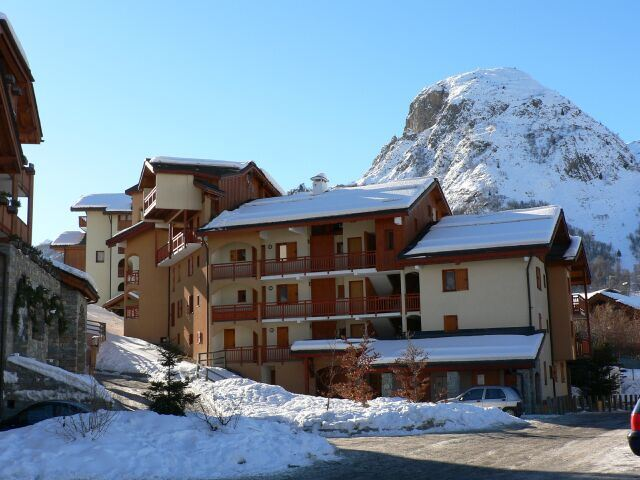 2 Rooms cabine 4 Pers ski-in ski-out / BALCONS DE TOUGNETTE 9