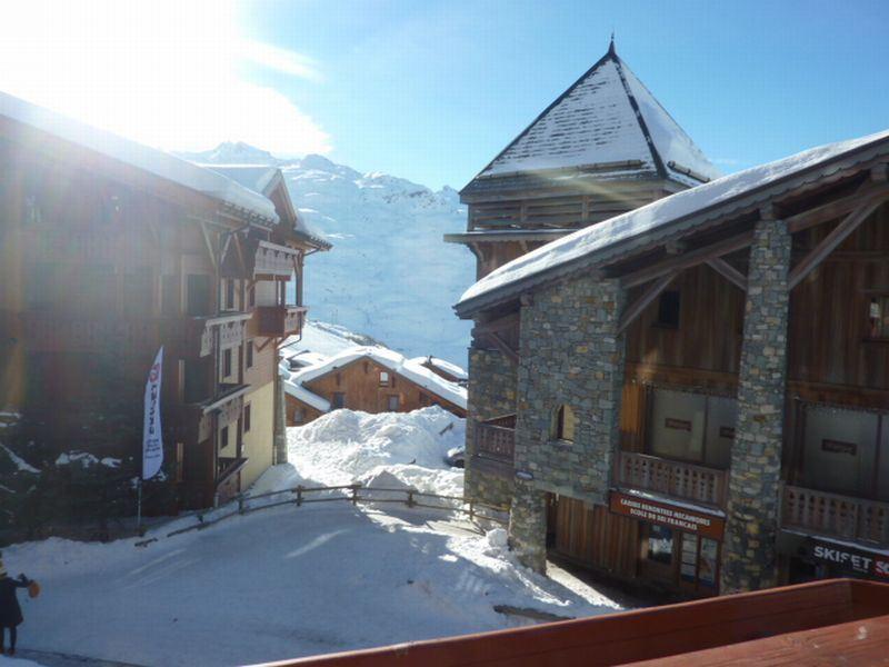 3 Pièces 6 Pers skis aux pieds / ALPAGES DE REBERTY 6