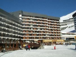2 Pièces 5 Pers skis aux pieds / CHAVIERE 523