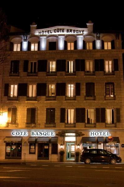 Côte Basque Hotel