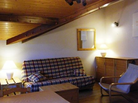 4 Rooms 6 Pers ski-in ski-out / BALCONS DE TOUGNETTE 29