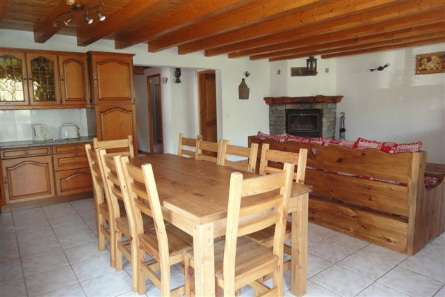 Chalet 5 Rooms 10 Pers / CHALET LUCIE