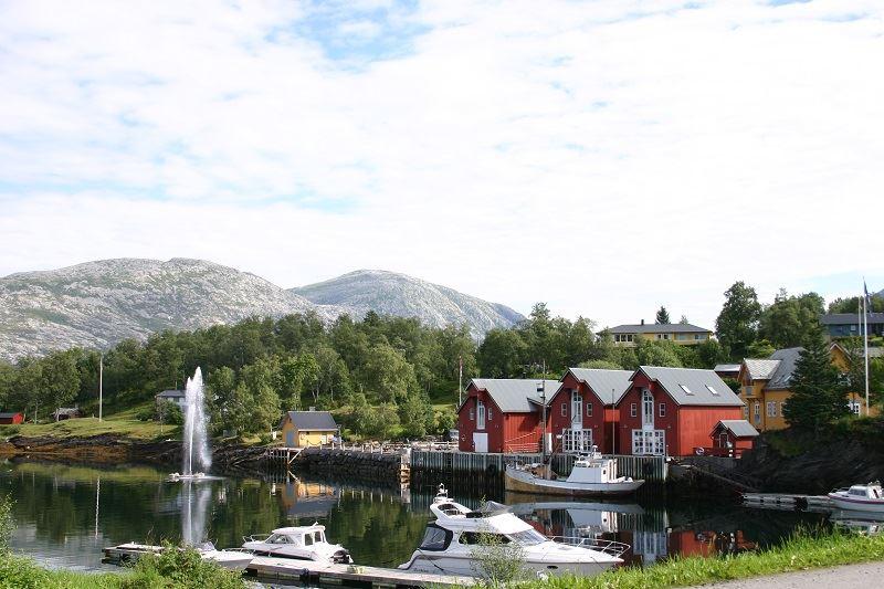 Aage Oxholm,  © Nevernes Havn, Nevernes Havn
