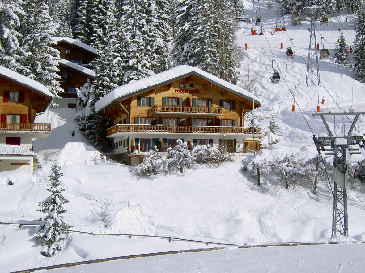 Hotel Mont Gelé