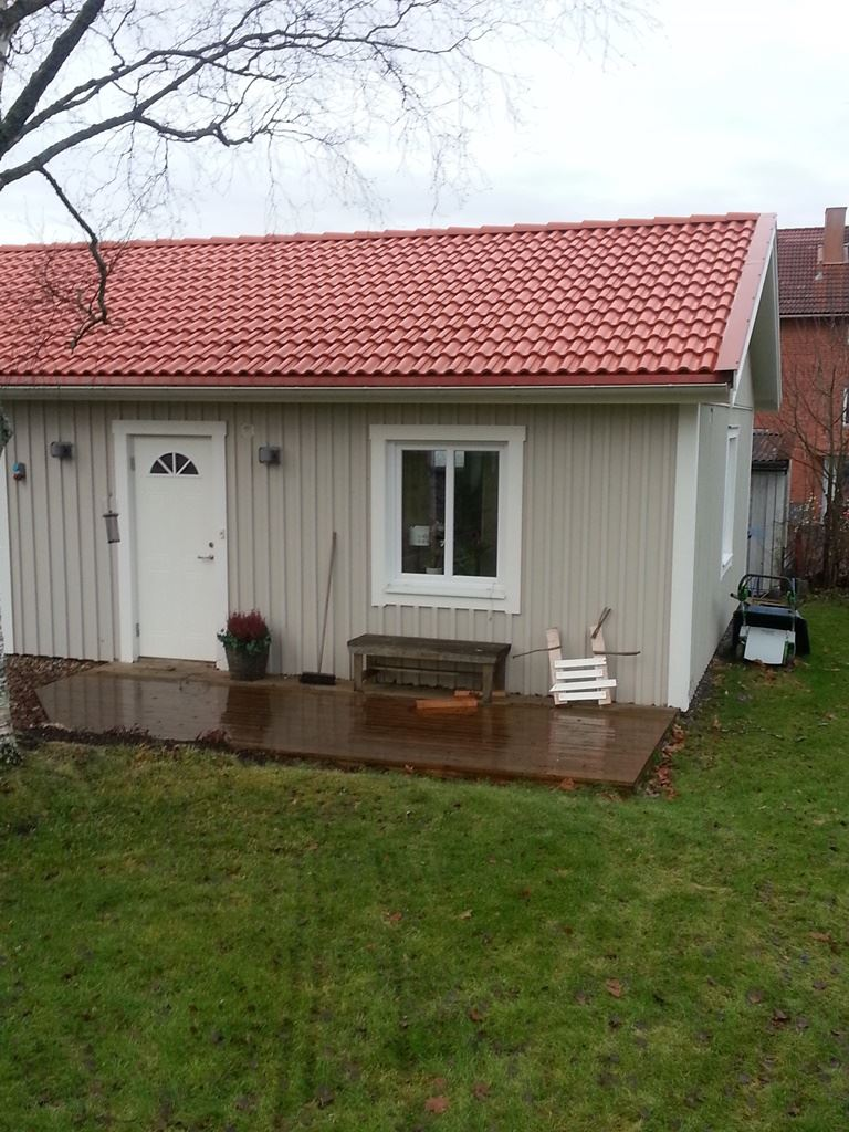 Small house/apartment for rent