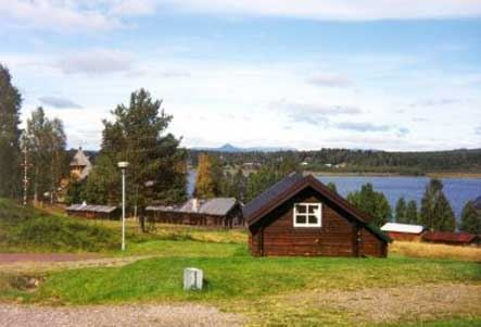 Särna Camping/Ferienhäuser