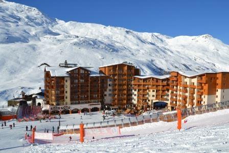Studio 4 Pers skis aux pieds / BELLEVUE 22