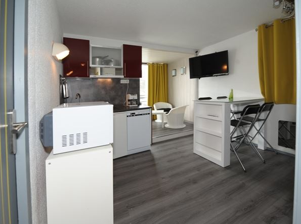 2 Rooms 4 Pers ski-in ski-out / BIELLAZ 15