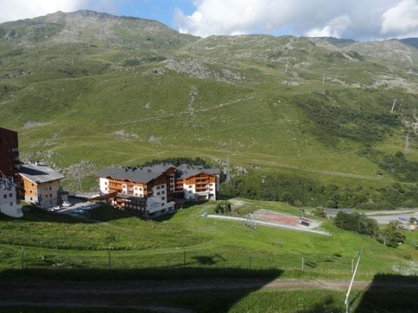 Studio + cabin 4 Pers ski-in ski-out / BIELLAZ 21