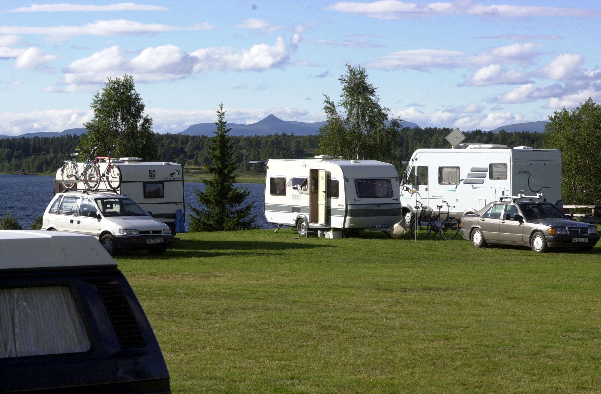 Särna Camping Stugor