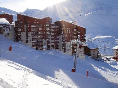 2 Pièces 4 Pers skis aux pieds / BIELLAZ 30