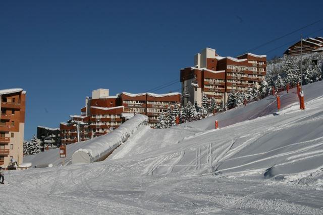 Studio 4 Pers skis aux pieds / BOEDETTE A 209